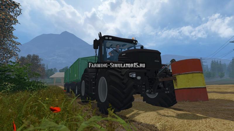 Мод противовес Barrel Weight v 1.0 Farming Simulator 15
