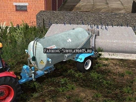Мод бочка Pomot Chojna 5000L Farming Simulator 2015