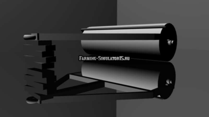 Мод каток Rouleaux v 1.0 Farming Simulator 2015
