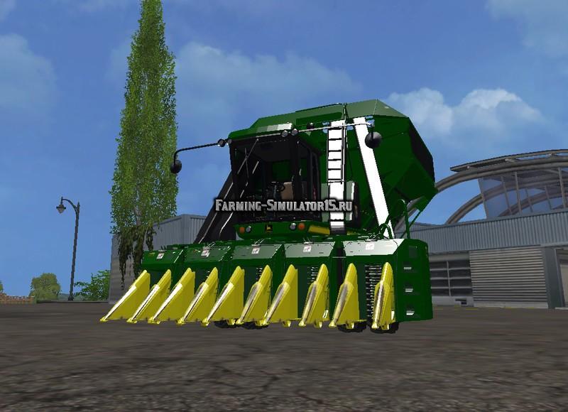 Мод комбайн John Deere 9950 v1.0 Farming Simulator 2015