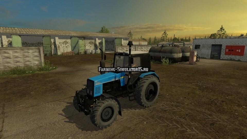 скачать мод на трактора беларус 1221 для фермер симулятор 2015 img-1
