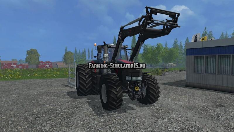 Мод трактор Case Puma 240 CVX Premium v 1.4 Farming Simulator 2015