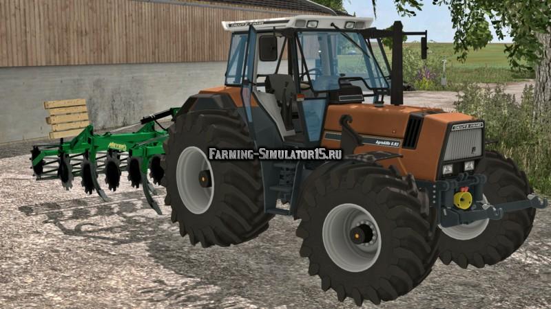 Мод трактор Deutz AgroAllis 6.93 v 2.0 Farming Simulator 15