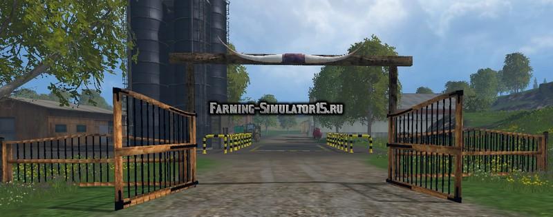 скачать моды для farming simulator 2015 забор