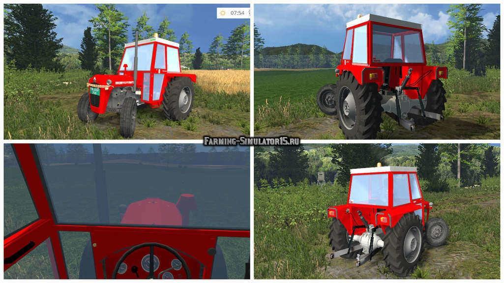Моды Фермер Симулятор 2015 Русские Трактора