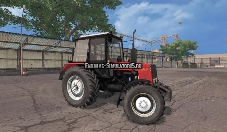 Трактор Беларус МТЗ 820   Купить в «Белтракт»