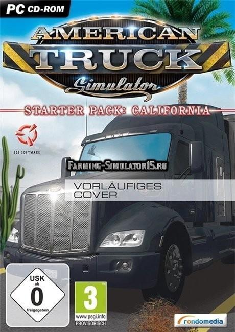 Скачать American Truck Simulator 2016 v0.9.1.3s