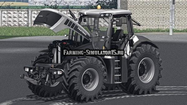 Мод трактор JCB Fastrac 8310 Special v 1.0 Farming Simulator 15