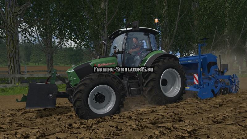 Мод сеялка Köckerling Escort 300 v 1.0 Farming Simulator 2015
