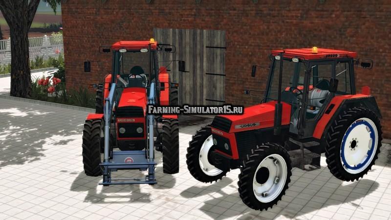 Мод трактор Ursus 934 v 1.0 Farming Simulator 2015