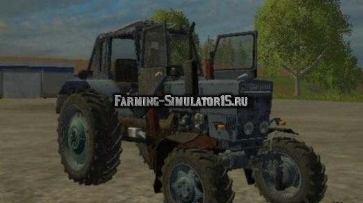скачать моды для farming simulator 2015 мтз 82 беларусь