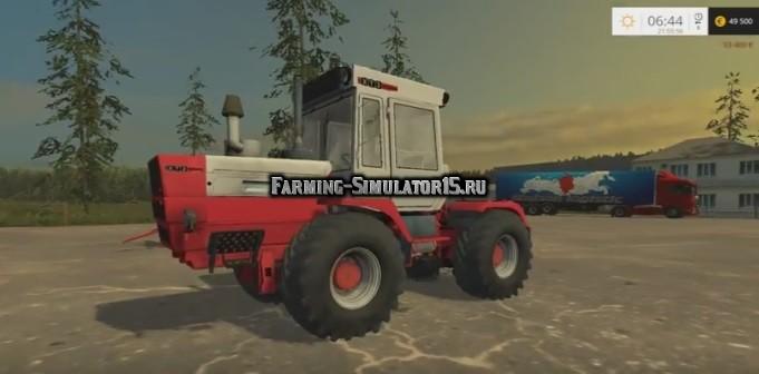 Мод трактор ХТЗ HTZ T 150KM v 1.1 Фермер Симулятор 2015