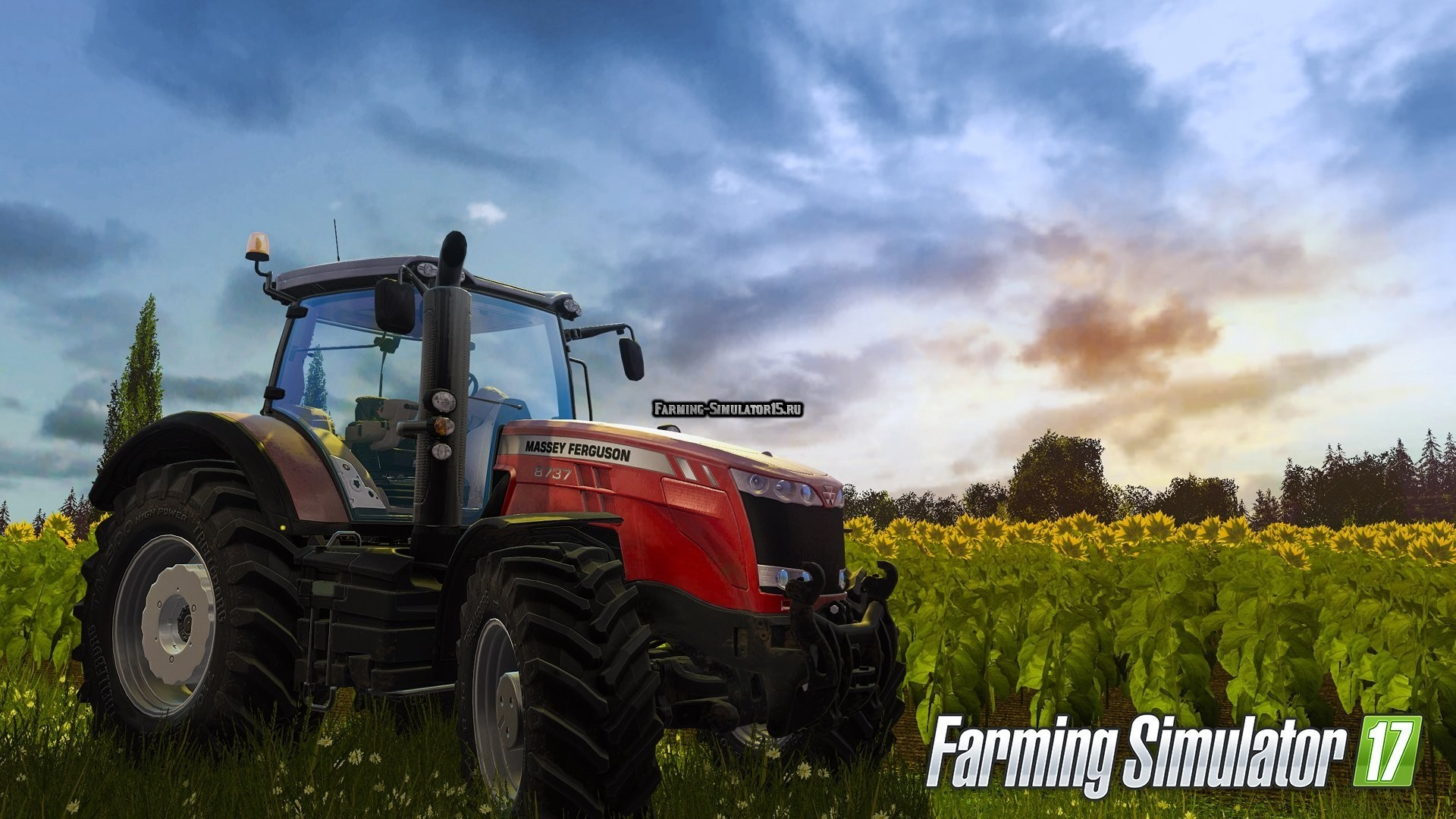 Анонсирован выход игры Farming Simulator 17 на PC и консолях в этом году