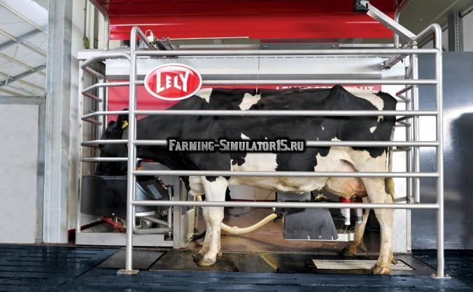 Техника и оборудование Lely будут добавлены в игру Farming Simulator 17