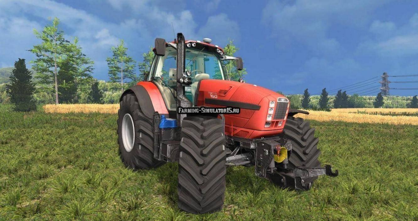 Мод трактор Same Fortis 190 v 1.1 Farming Simulator 2015