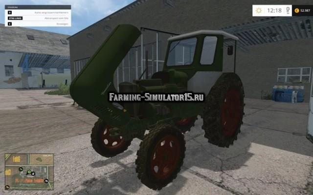 Мод трактор Famulus v2.0 Farming Simulator 15