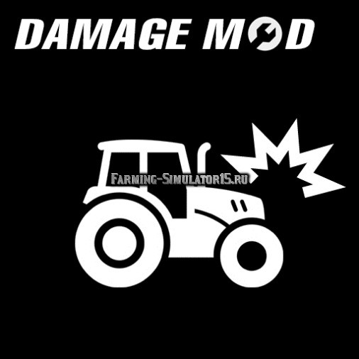 Мод Repair & Damage Mod Farming Simulator 15