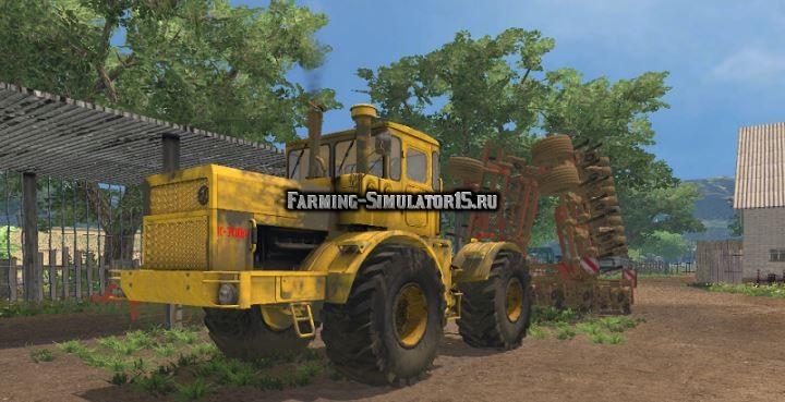 скачать мод на кировец для Farming Simulator 2015 - фото 5