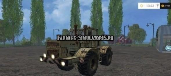 Мод трактор К-701 Кировец v1.1.0.8 Фермер Симулятор 2015