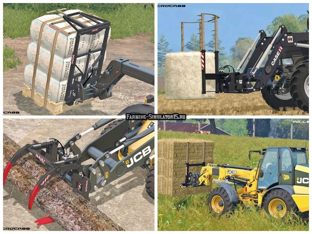 Мод CSZ set Pack v3.0 Farming Simulator 15