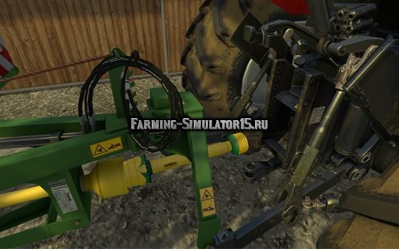 скачать мод ручная сцепка для farming simulator 2015