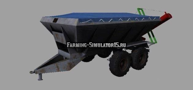 Мод загрузчик сеялок на основе МВУ Фермер Симулятор 2015