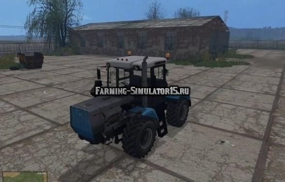 Мод ПАК трактора ХТЗ Фермер Симулятор 2015
