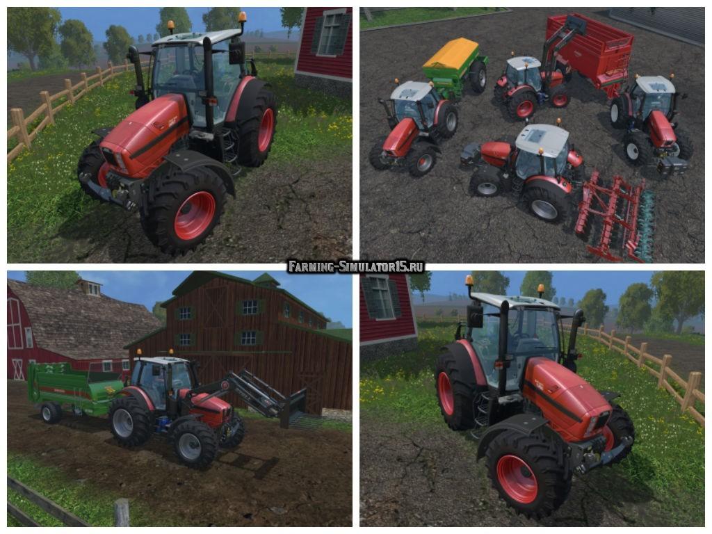 Мод трактор Same Fortis 190 v 1.3 Farming Simulator 15