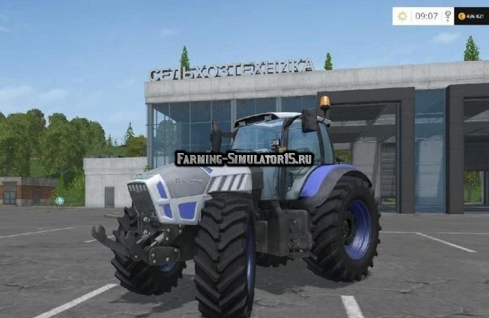 Мод трактор Агромаш 270T Фермер Симулятор 2015