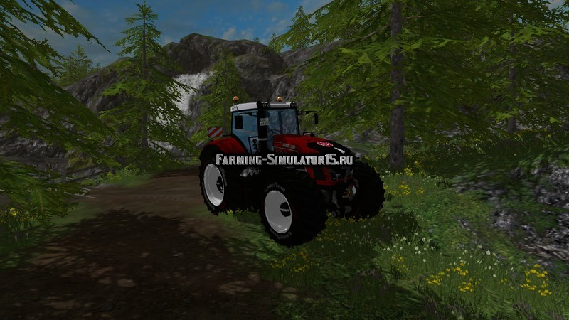 Мод трактор Fendt 936 FCN Version V 0.5 beta Farming Simulator 15
