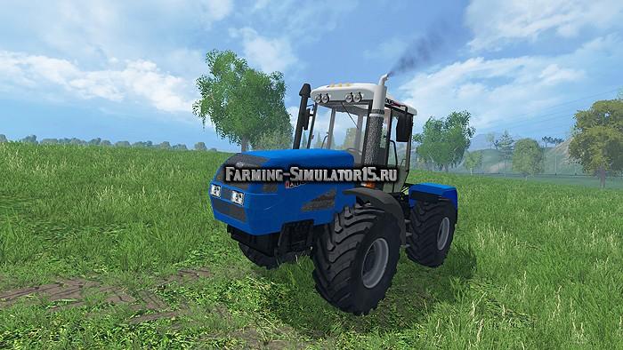 Мод трактор ХТЗ HTZ 17221-09 Фарминг Симулятор 2015
