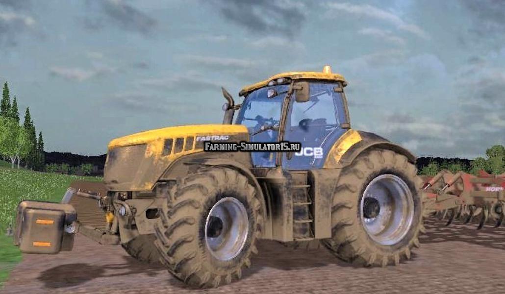 Продажа тракторов JCB Купить тракторы ДжиСиБи производства.