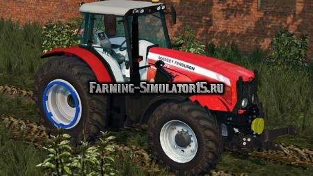 Мод трактор MASSEY FERGUSON 5475 Farming Simulator 15