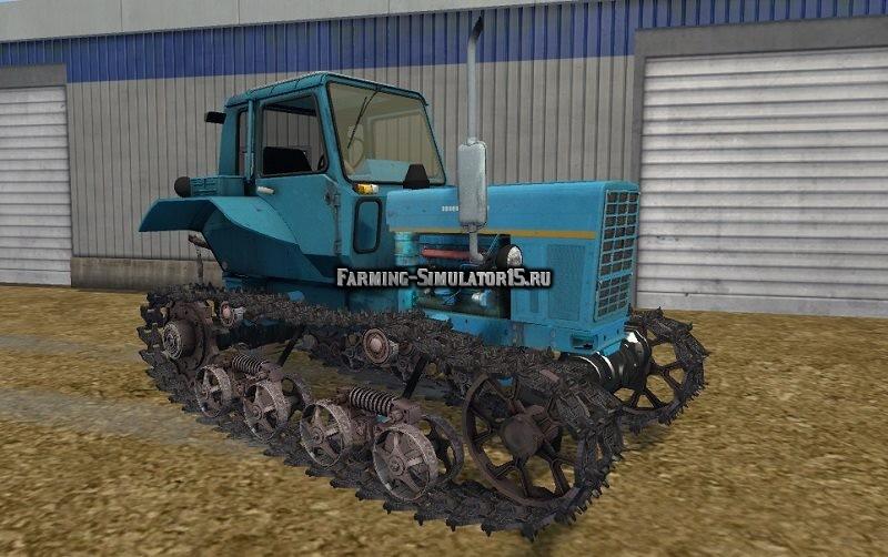 Мод трактор МТЗ MTZ Crawler v 1.0 Фермер Симулятор 2015