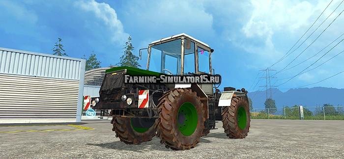 Мод трактор ST180 ZELENA Farming Simulator 15