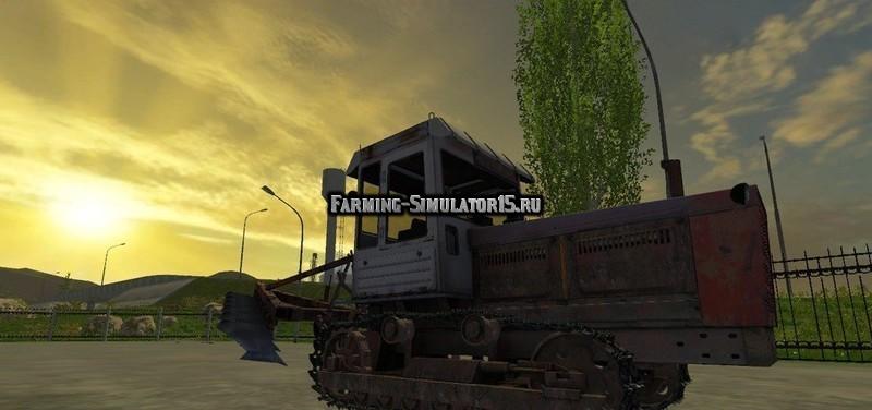 Мод трактор Т-4А 01 v2.1 Фарминг Симулятор 2015