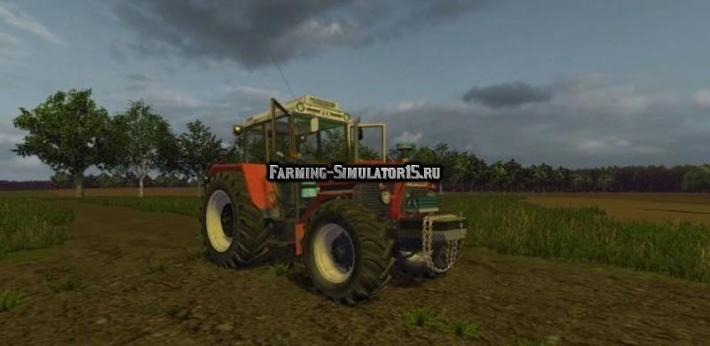 Мод трактор ZTS 16245 v 1.0 Farming Simulator 15