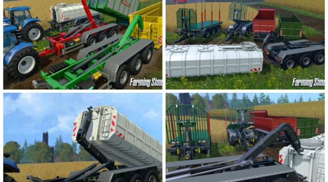 Мод ITRunner DLC Pack Farming Simulator 15