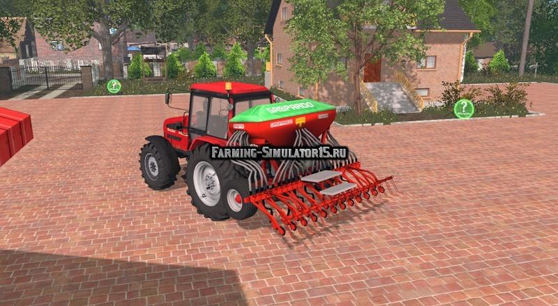 Мод сеялка Gaspardo Pinta v 1.0 Farming Simualtor 15