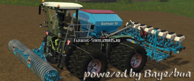 Мод культиватор Lemken underground packer v 3.0 Plough Funktion Farming Simulator 2015