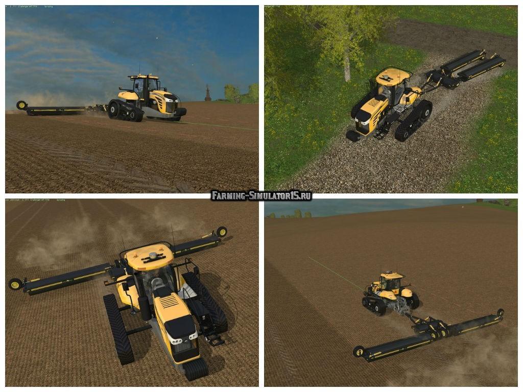 Мод катки Mandakato LR45 v 1.0.0.0 Farming Simulator 2015