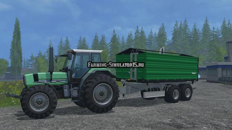 Мод прицеп Reisch RT v 1.0 Farming Simulator 15