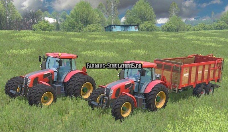 Мод трактора Ursus 15014 FL v 1.5 Farming Simulator 2015