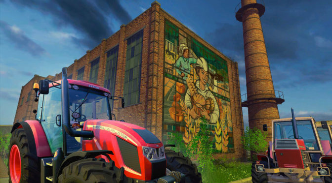 Мод GOLD DLC PACK Fixed Farming Simulator 15