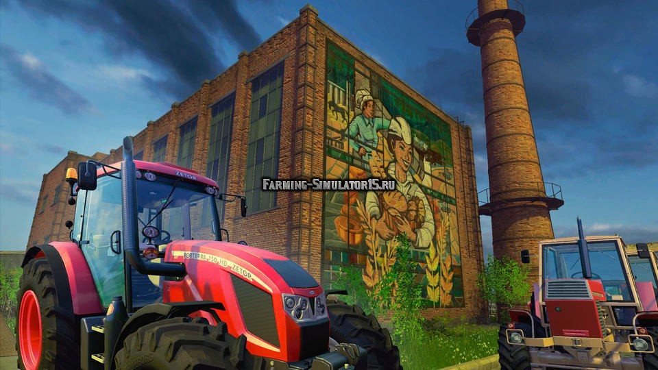 Мод GOLD DLC PACK Fixed Farming Simulator 15