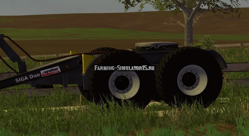 Мод Agroliner SIGA Duo v 1.0 Farming Simulator 2015