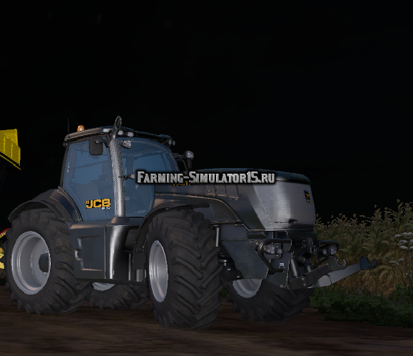 Мод трактор JCB 8280 Farming Simulator 2015