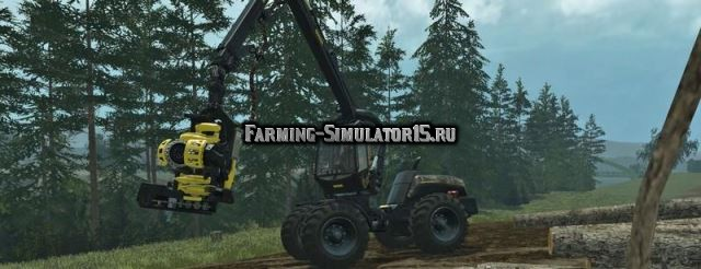 Мод Ponsee Wolverine v 1.0 Edit Farming Simulator 15