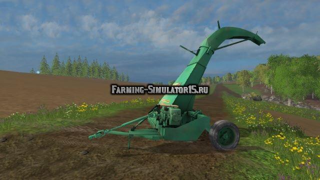 Мод КИР-1.5 М Фермер Симулятор 2015
