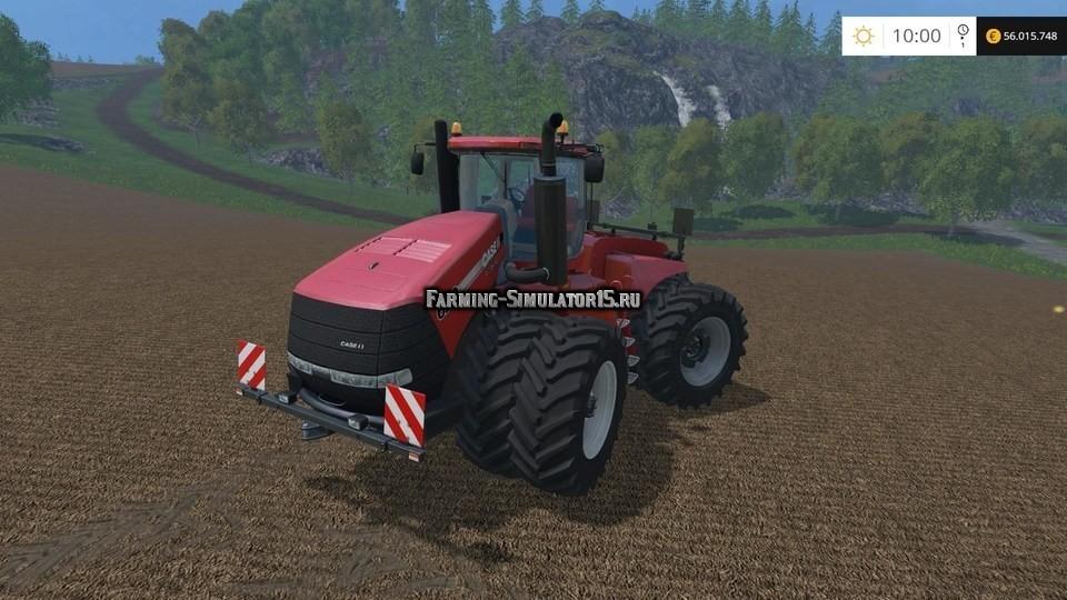 Мод трактор Case IH Steiger 620 v 1.1 Farming Simulator 15